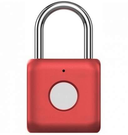 Умный замок Xiaomi Smart Fingerprint Lock Padlock YD-K1 Red