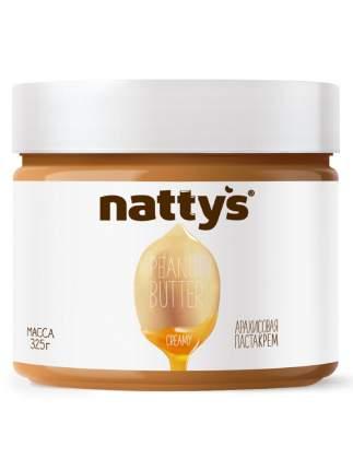 Арахисовая паста Nattys Creamy 325 г