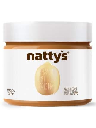 Арахисовая паста Nattys Original 325 г