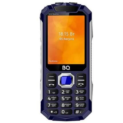Мобильный телефон BQ 2819 Tank Quattro Blue/Black