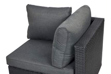 Угловой элемент дивана Hoff Bordo