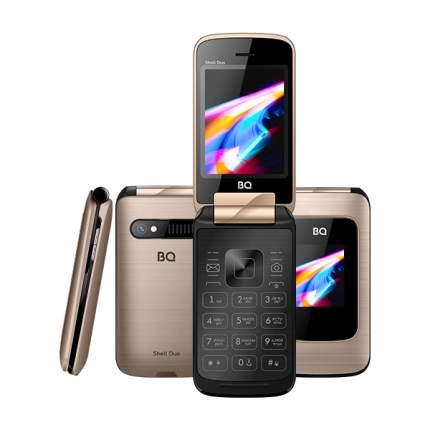 Мобильный телефон BQ 2814 Shell Duo Gold