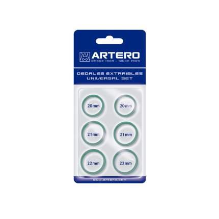 Набор для груминга Artero, кольца для ножниц, зеленые, латекс