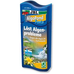 Средство для борьбы с водорослями в пруду JBL AlgoPond Forte 500 мл
