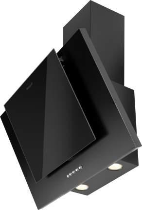 Вытяжка наклонная Weissgauff Gamma 60 PB BL Black