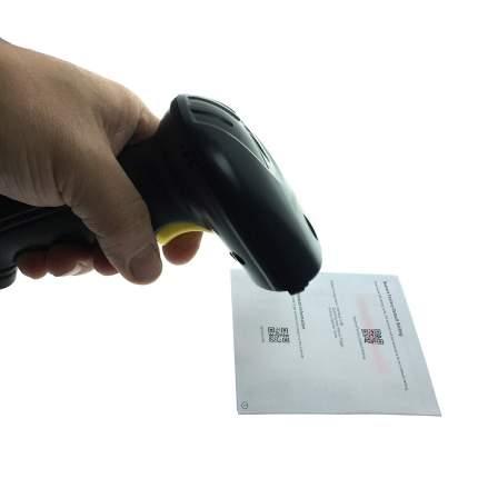 Сканер штрих-кодов Espada X-760 2D проводной, USB