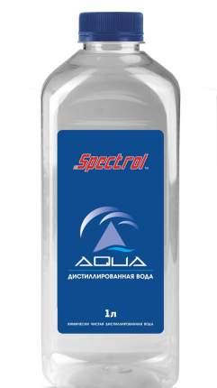 Дистиллированная вода SPECTROL Аква 1л