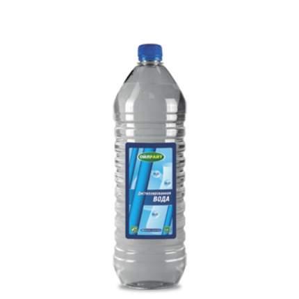 Дистиллированная вода OILRIGHT 1,5л
