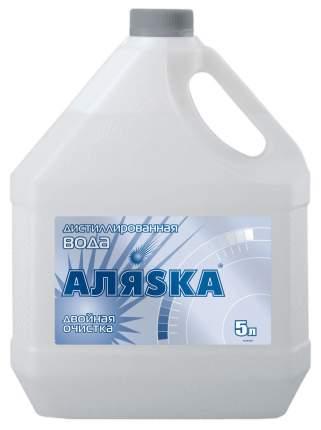 Дистиллированная вода Аляска 5л