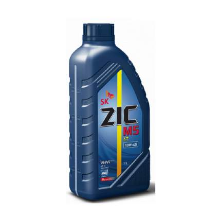 Моторное масло ZIС M5 4Т 10W-40