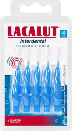 Межзубные цилиндрическиещетки (ёршики) LACALUT Interdental размер М d 3.0 мм упак №5