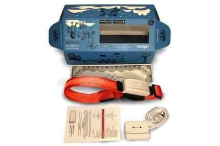 GPS-трекер для кошек и собак с LED ошейником