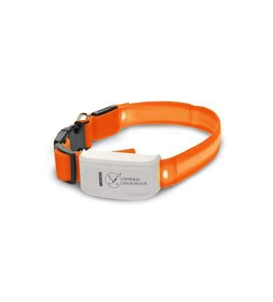GPS-трекер для животных ТК909-GMW с LED ошейником, морозостойкий, отслеживание online