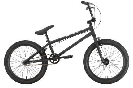 Велосипед Stark Madness BMX 1 2021 One Size черный/серебристый