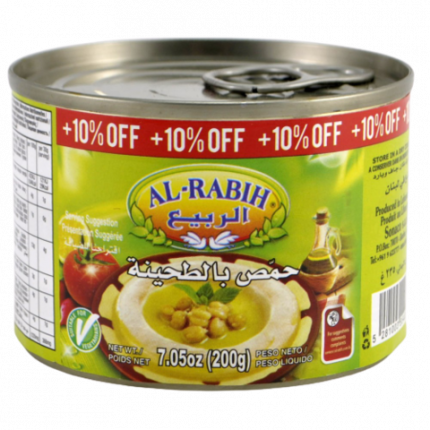 Хумус Al-Rabih, 200г