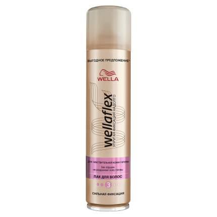 Лак для волос Wella Wellaflex Для чувствительной кожи головы 400 мл
