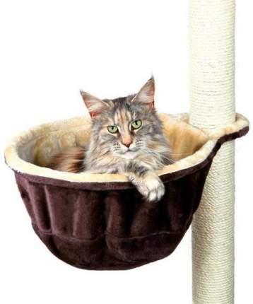 Лежанка для животных Trixie Cuddly Bag 38см., бежевый, коричневый