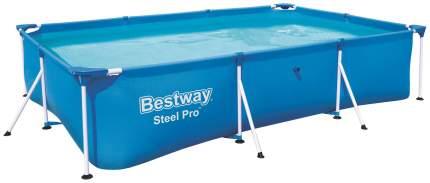 Каркасный бассейн Bestway Splash Frame 56404BW 300x201x66 см
