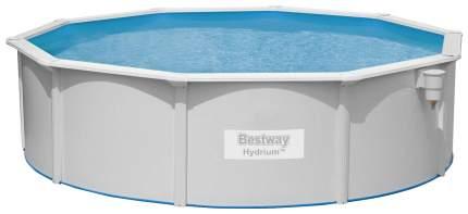Каркасный бассейн Bestway Hydrium Splasher 56384BW 460x460x120 см