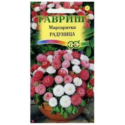 Семена Маргаритка Радуница, Смесь, 0,1 г Гавриш