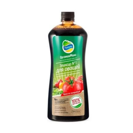 Органическое удобрение OrganicMix Для овощей 10538 0,9 л
