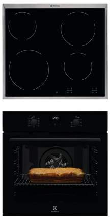 Комплект встраиваемой техники Electrolux CPE6420KX + OPEA 4300 X