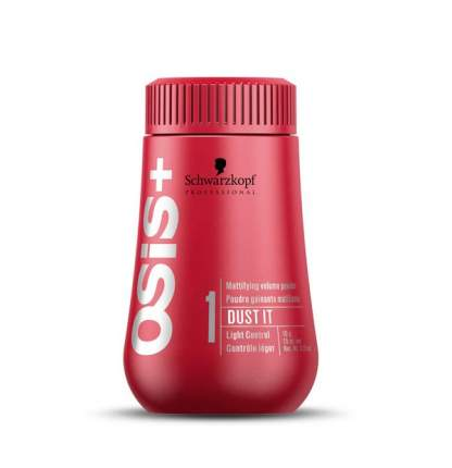 Воск Schwarzkopf Professional для укладки волос Dust it Mattifying Volume Powder