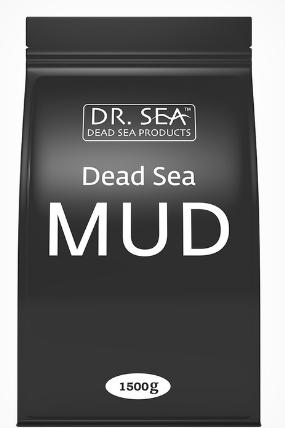 Маска для тела Dr.Sea Грязь Мертвого моря 1500 г