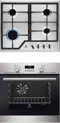 Комплект встраиваемой техники Electrolux GPE 263 MX + OPEA 4300 X