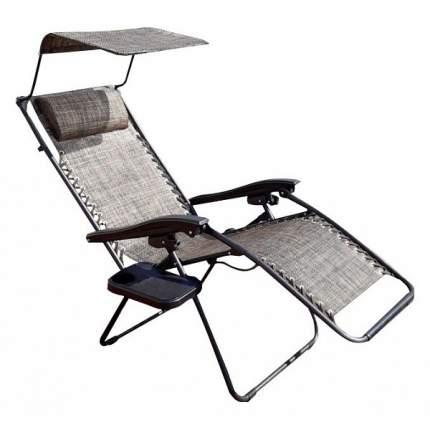 Кресло-шезлонг Besta fiesta BSF_ZD-1 коричневый