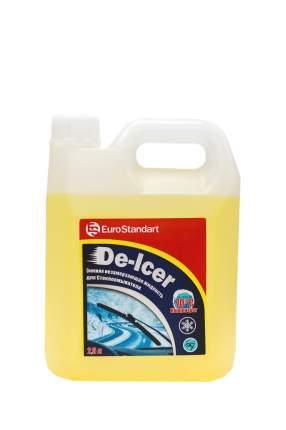 Жидкость стеклоомывателя EuroStandart концентрат -70 С, 2,5 л.