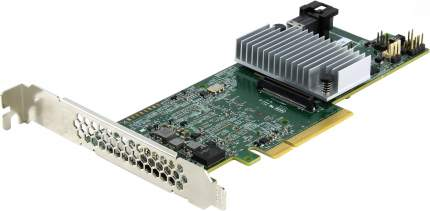 RAID-контроллер Broadcom LSI MegaRAID SAS 9361-4i SGL (LSI00415 / 05-25420-10)
