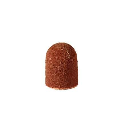 Колпачок абразивный Planet Nails 10x15мм, 80 грит, 10 шт.