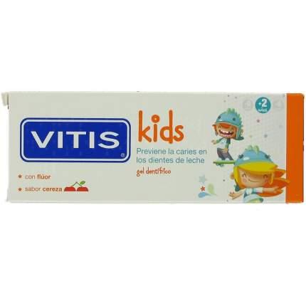 Зубная паста DENTAID, Vitis Kids, 50 мл