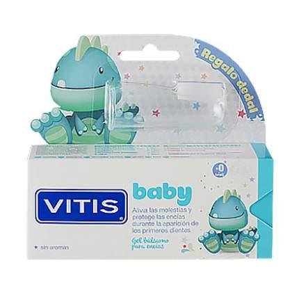 Зубная гель-паста DENTAID, Vitis Baby, 30 мл