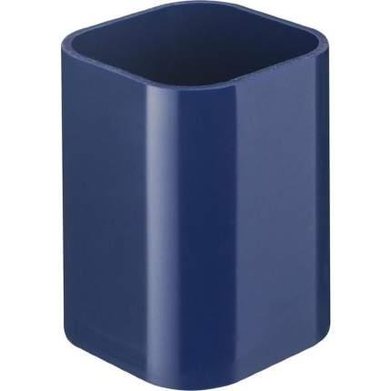 "Подставка-стакан для канцелярских мелочей ""Attache"", синий"
