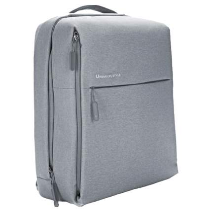 Рюкзак Xiaomi Mi City Backpack светло-серый 17 л