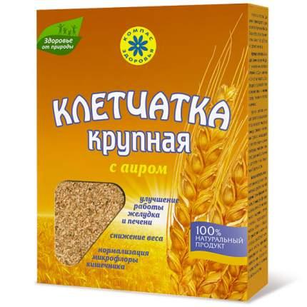 Клетчатка Компас Здоровья пшеничная крупная с аиром 150 г