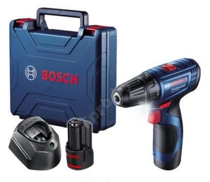 Аккумуляторный безударный шуруповерт Bosch GSR 120 Li кейс 2x20 Ач 649861 (0.601.9G8.020)