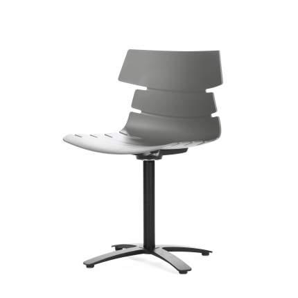 Офисный стул Cosmo Techno, черный/серый