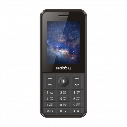 МобильныйтелефонNobby240LTE Black