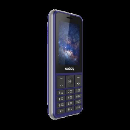 МобильныйтелефонNobby240LTE Blue/Grey