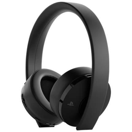 Наушники для игровой приставки Sony Playstation 4 Gold Wireless Headset CUHYA-0080