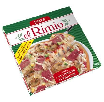 Пицца РиМиО ветчина/грибы Морозко 350г