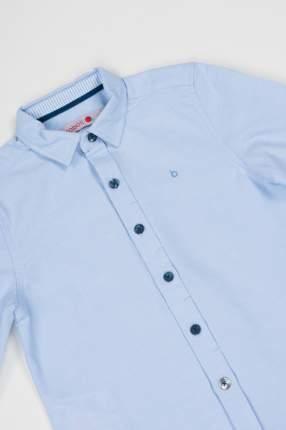 Сорочка для мальчика Boboli, цв.голубой, р-р 122
