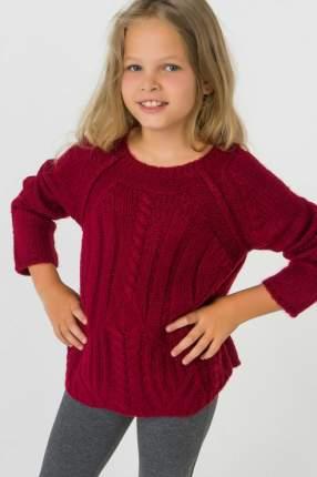 Свитер для девочки Mayoral, цв.бордовый, р-р 98