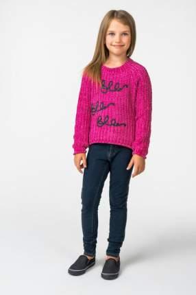 Свитер для девочки Brums, цв.розовый, р-р 110