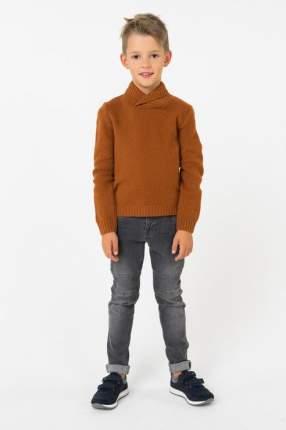 Свитер для мальчика Boboli, цв.коричневый, р-р 116