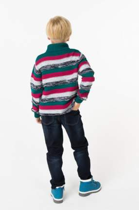 Свитер для мальчика PlayToday, цв.мультиколор, р-р 128