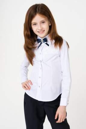 Рубашка Acoola 20240260034 цв.белый р.164